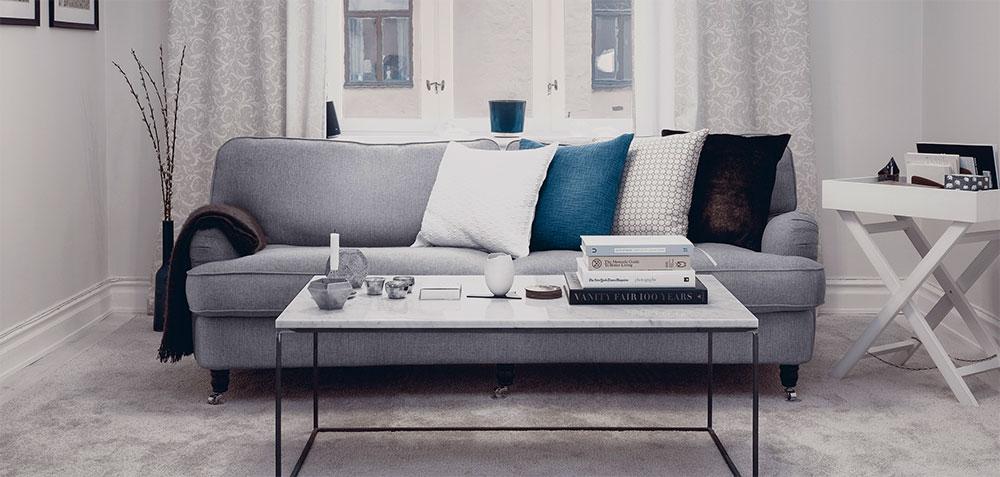 Howard deluxe soffa